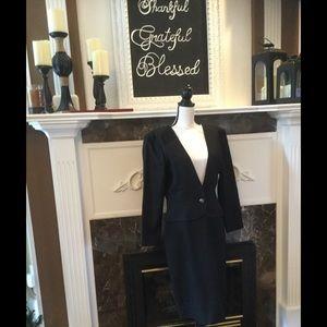 FTLTD Dresses - Black suit dresss